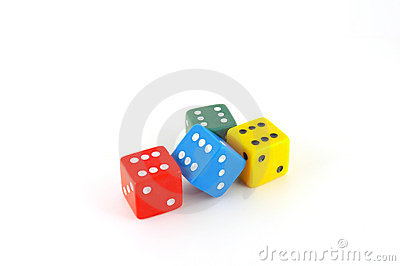 Color dice