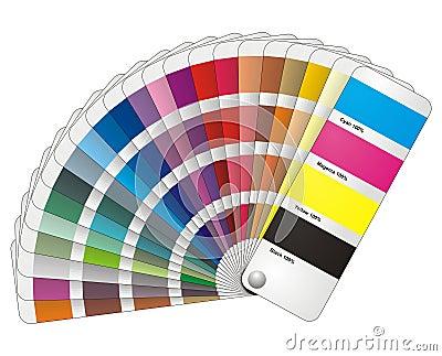 Color fantail