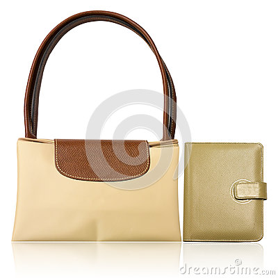 Color fashion bag