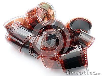 Color film strips
