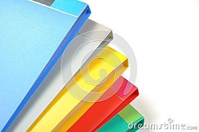 Color of folders