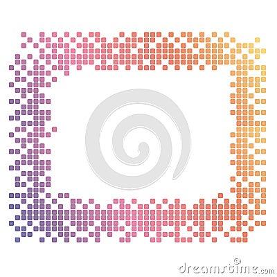 Color frame