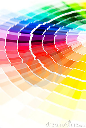 Free Color Guide Stock Photos - 6088343