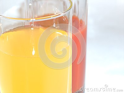 Color of juice