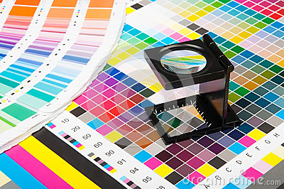 color management in print production stock photos image 31059843