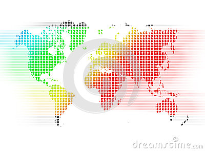 MAP color