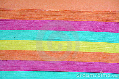 Color note paper texture