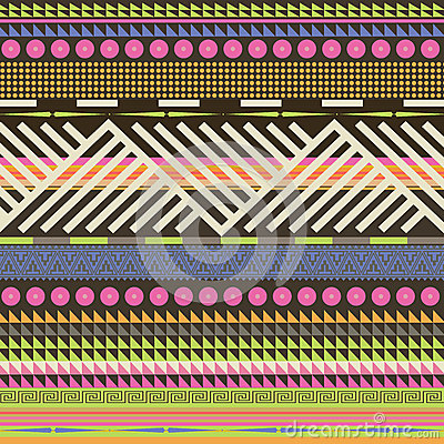 Color ornamental  illustration
