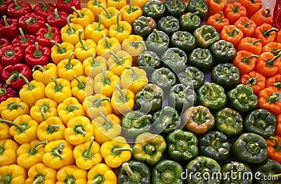 Color paprika