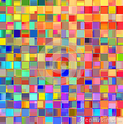 Free Color Patchwork Abstract Stock Image - 64988561