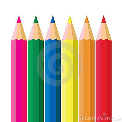 Free Color Pencil Stock Photos - 8125053