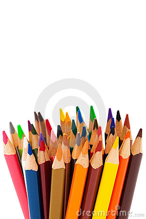Free Color Pencils Stock Images - 11487124