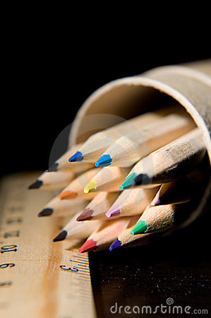Free Color Pencils Stock Photos - 14486173