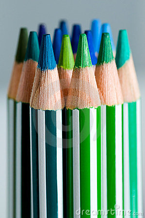 Free Color Pencils Stock Images - 23723584