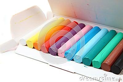 Color plasticine