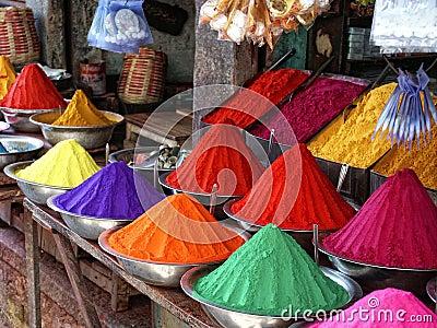 Colorful devotion