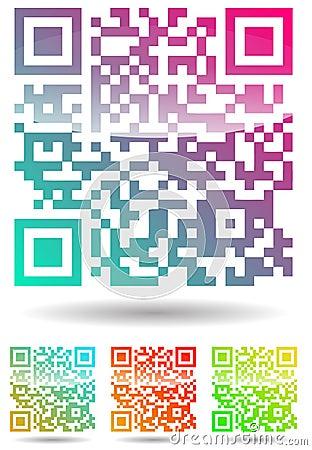 Color qr code