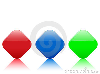Color rhomb icon