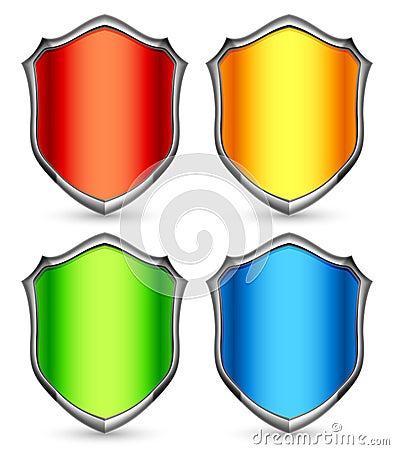 Color shields.