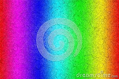 Color Spectrum Bars Background