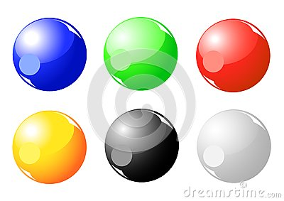 Color sphere collection
