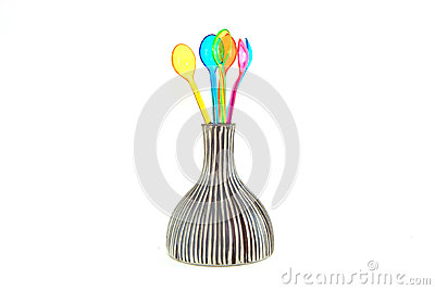 Color spoon
