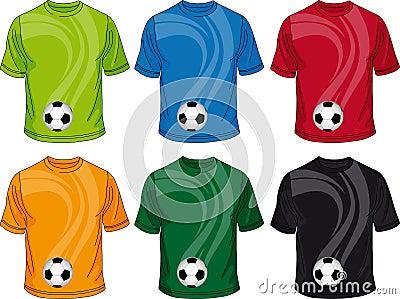 Color t-shirts