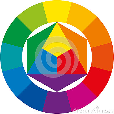 Free Color Wheel Stock Photo - 31930750