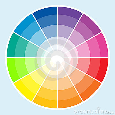 Color Wheel - Light