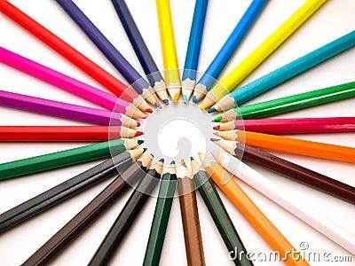 Colora lápis