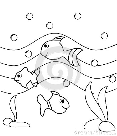 Colorable fishes