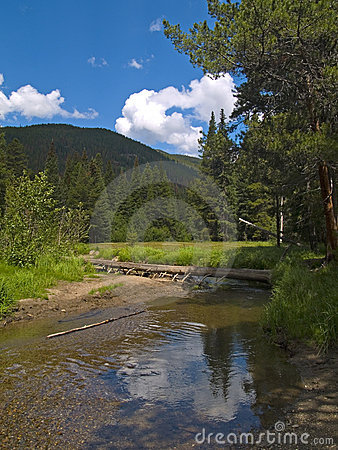 Free Colorado Headwaters Royalty Free Stock Photos - 5286388