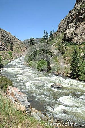 Colorado Mountain Stream 12