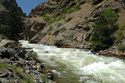 Colorado Mountain Stream 23