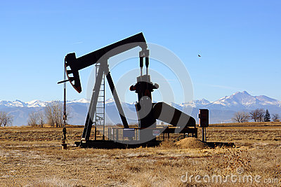 Colorado oil pump