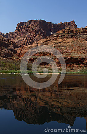 Colorado River, Arizona, USA Stock Photography - Image: 26142022