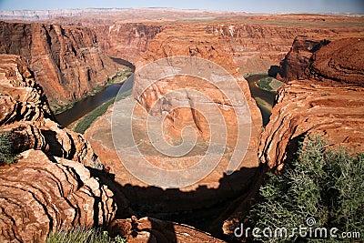 Colorado River, Horseshoe Bend,Arizona