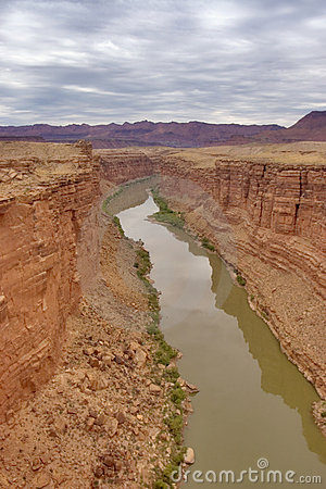 Colorado River, Navajo Bridge
