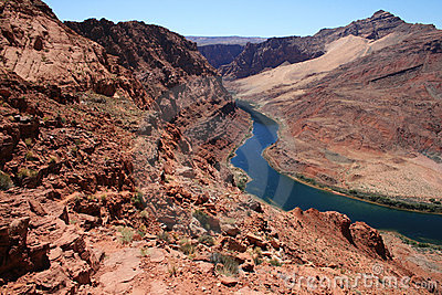 Colorado River vista