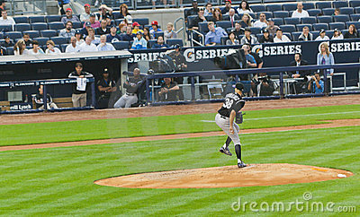 Colorado Rockies x New York Yankees Baseball Editorial Image