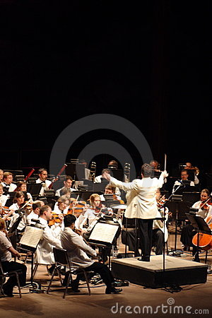 Free Colorado Symphony Orchestra Royalty Free Stock Images - 15553459