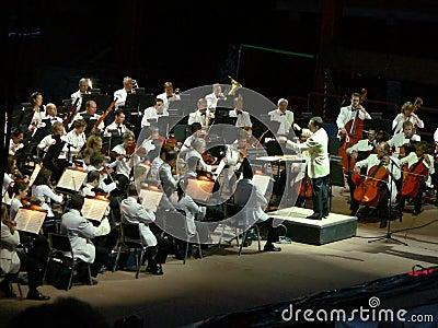 Colorado Symphony Orchestra at Red Rocks