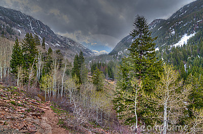 Colorado- Vail-Eagle Mountain Wilderness