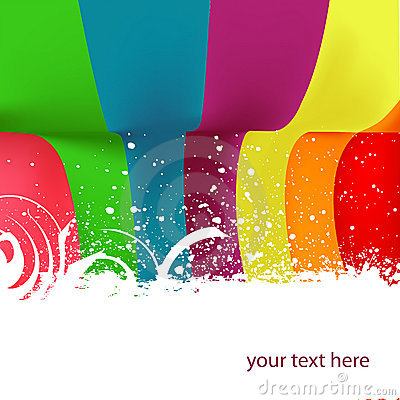 Free Colored Abstract Background Stock Photos - 12056443