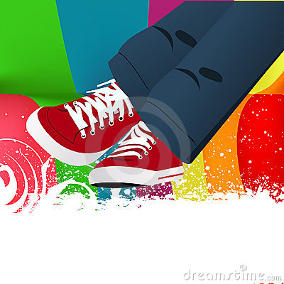 Free Colored Abstract Background Stock Photo - 12936800