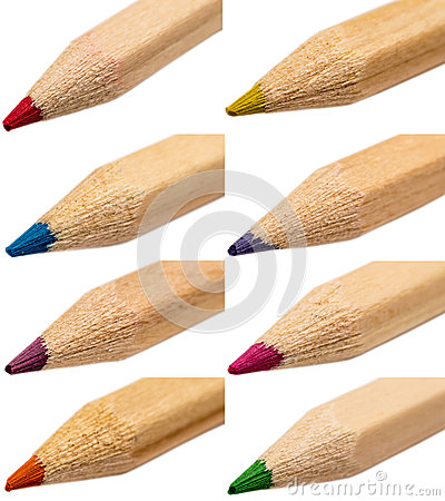 Colored Crayons Tips