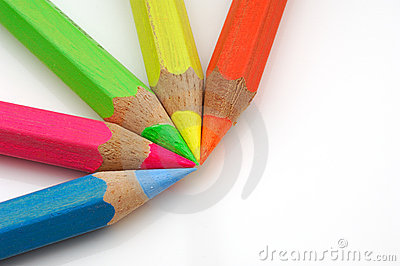 Colored highlighter