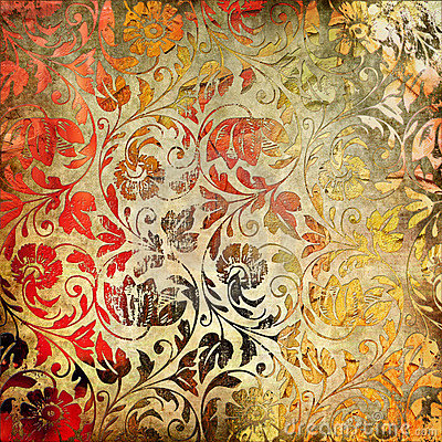 Free Colored Lacy Patterns Royalty Free Stock Photos - 6224768