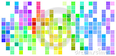 Colored Mosaic