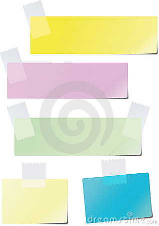 Free Colored Paper Royalty Free Stock Photo - 15354465